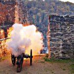 kanonen abschuss